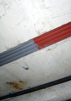 Special Structural Expansion Joints requiring a Fire Rating