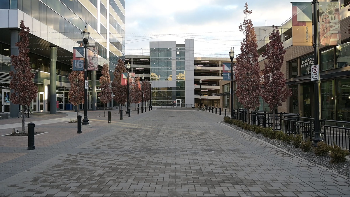 Landmark District Kelowna, BC