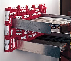 Cable Trays and special penetrations requiring re-penetration