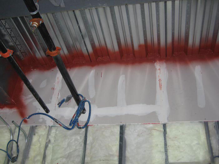 Wall Perimeter, Curtain Wall and other Joint Firestopping